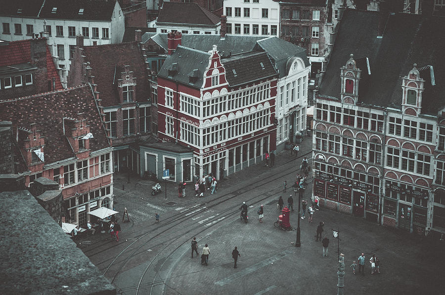 Toy Town Photograph