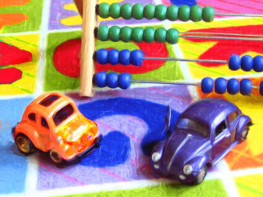 Toys - My Cars by Carla Dreams