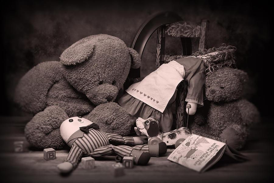 Toys Photograph - Toys by Tom Mc Nemar