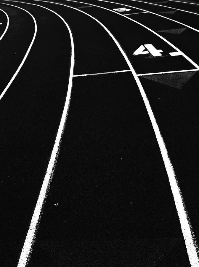 Track Lane Photograph