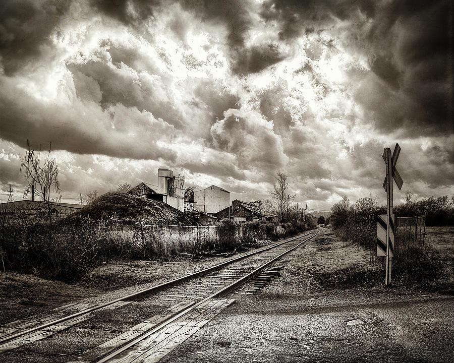 Tracks into Logan by Roman Wilshanetsky