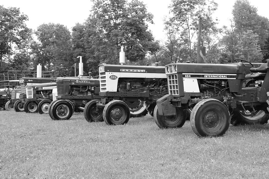 Tractor Show 2016 by Rick Morgan