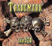 Skulls Jewelry - Trademark by Dire Needz