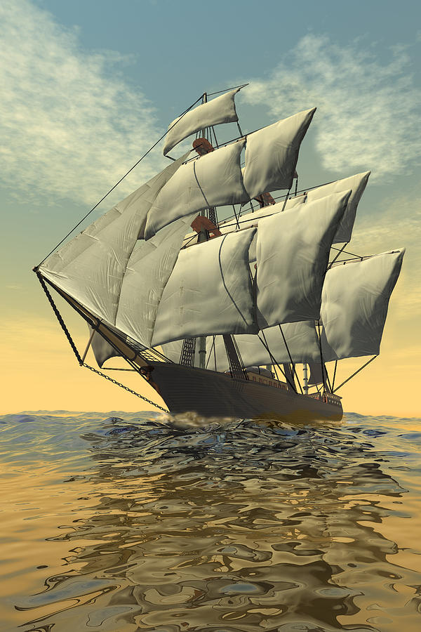 Tradewinds 2 by Carol and Mike Werner