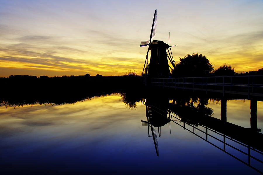 Sky Photograph - Traditional Dutch by Chad Dutson