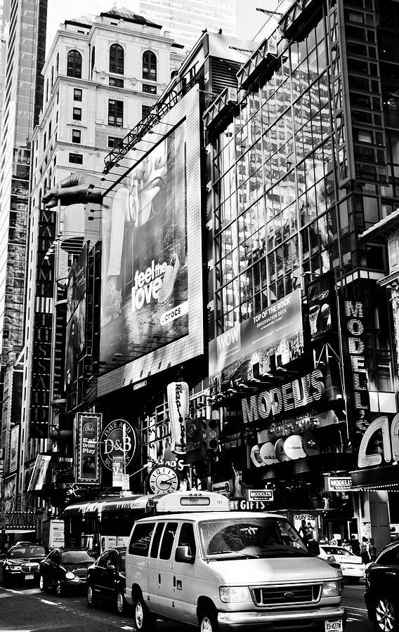 Darren Photograph - Traffic Jungle by Darren Scicluna