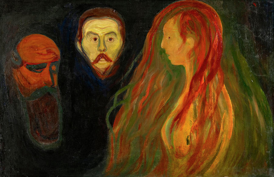 fear and edvard munch painting Edvard munch (pronounced [mʉŋk], december 12, 1863 january 23, 1944) was a norwegian symbolist painter, printmaker, and an important forerunner of.