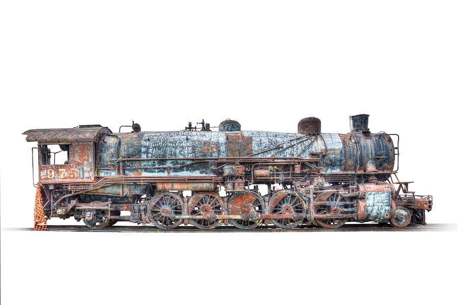 Train #5 Photograph