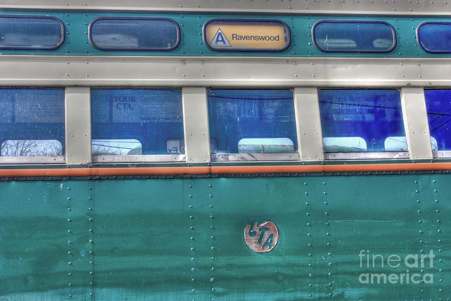 Trains Photograph - Train Series 8 by David Bearden