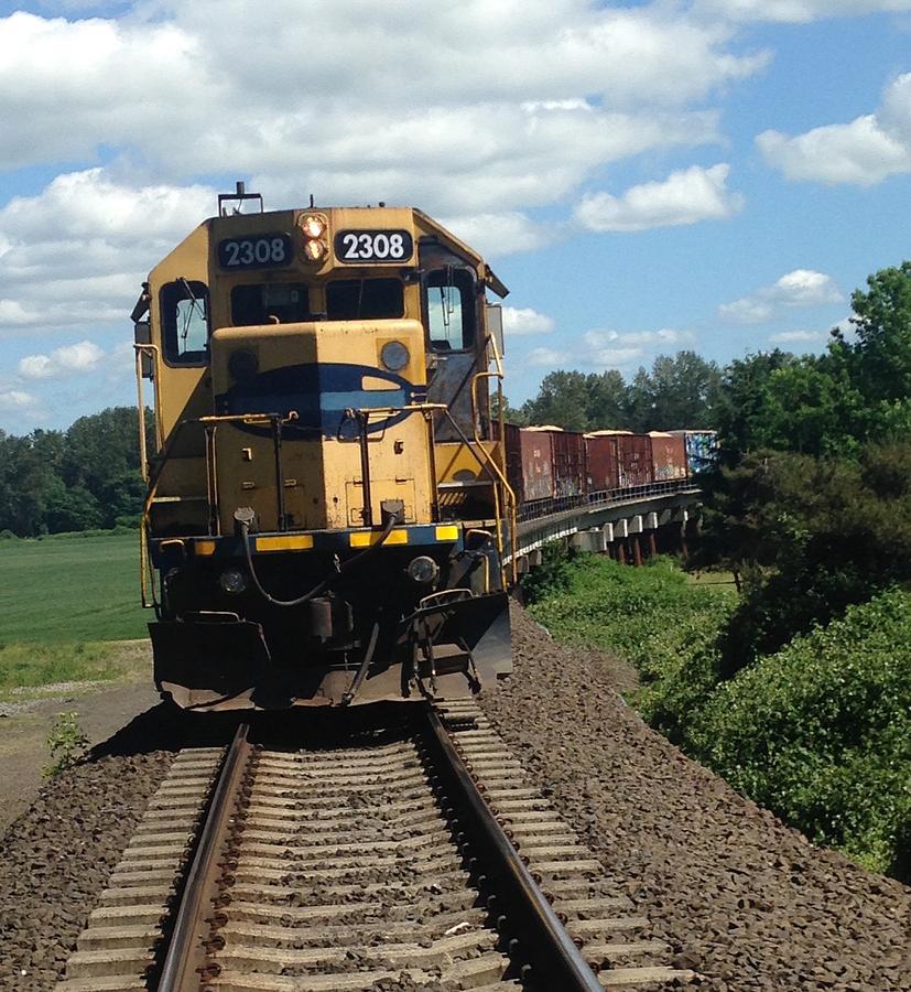 Train by Shari Chavira