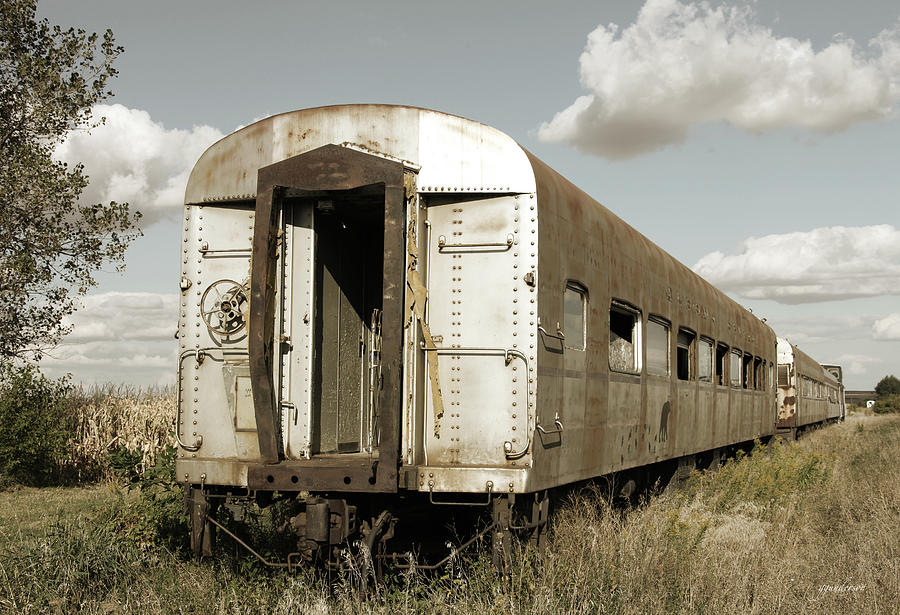 Train to Nowhere by Gary Gunderson