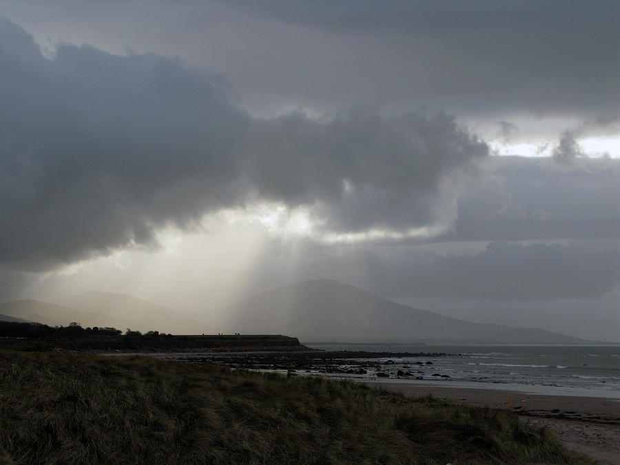 Ireland Photograph - Tralee Bay Ireland by Richard Singleton
