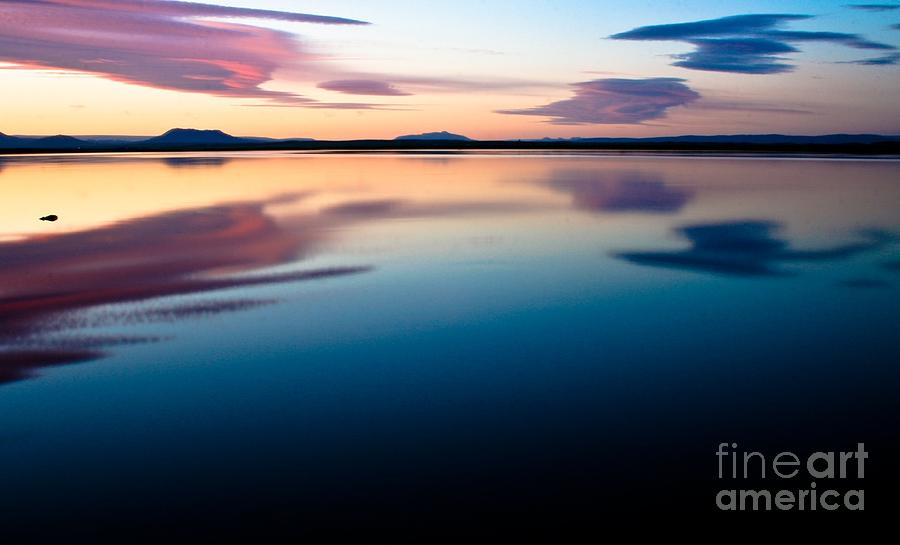 Tranquil Photograph - Tranquil by Agusta Gudrun  Olafsdottir