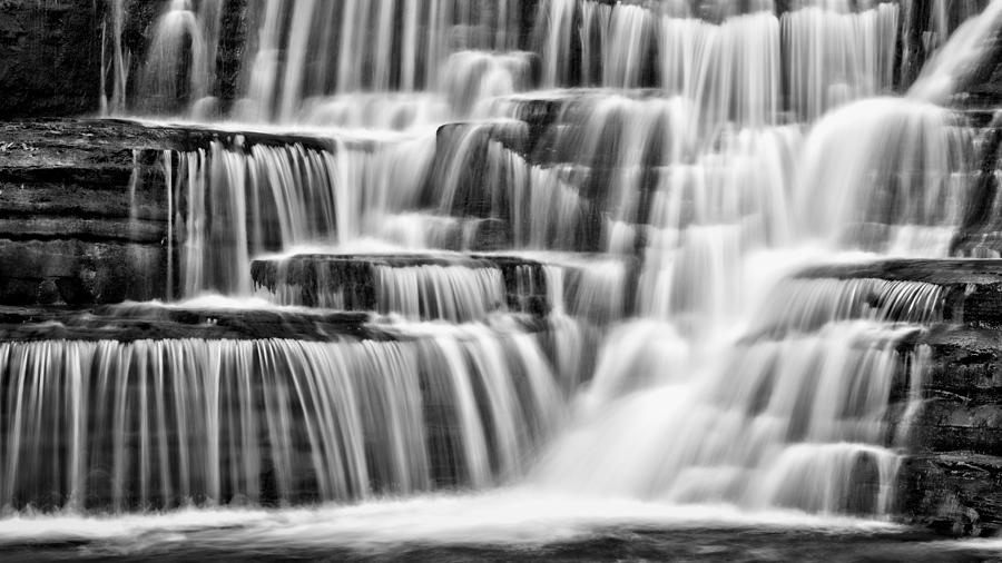 Ithaca Photograph - Tranquil Waters by Stephen Stookey