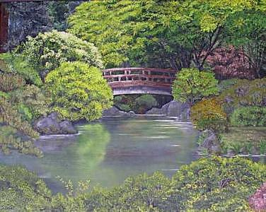 Tranquility Painting by Darla Boljat
