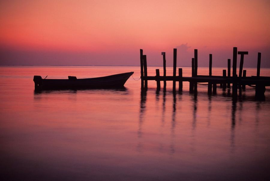 Belize Photograph - Tranquility by Don Kreuter