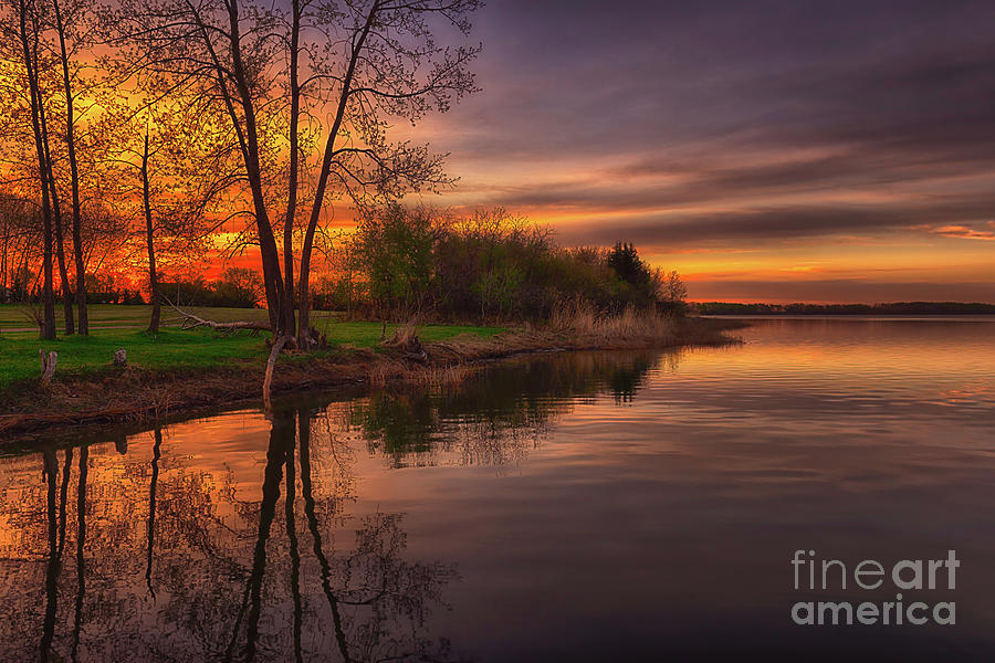 Canada Photograph - Tranquility by Ian McGregor