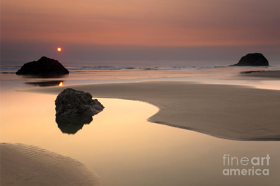 Tranquil Photograph - Tranquility by Mike  Dawson