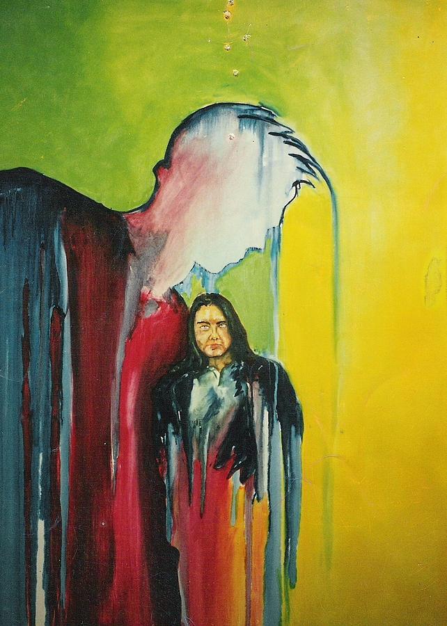 Transgender Painting - Trans by Charles Mooneyham