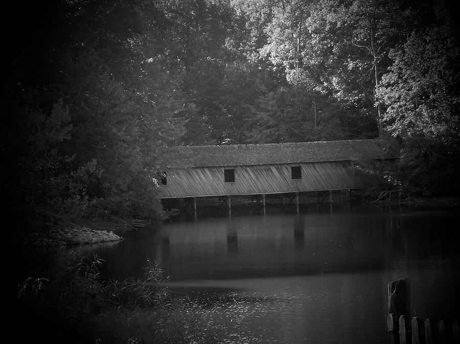 Black And White Photograph - Transcendence  by Jessica Burgett