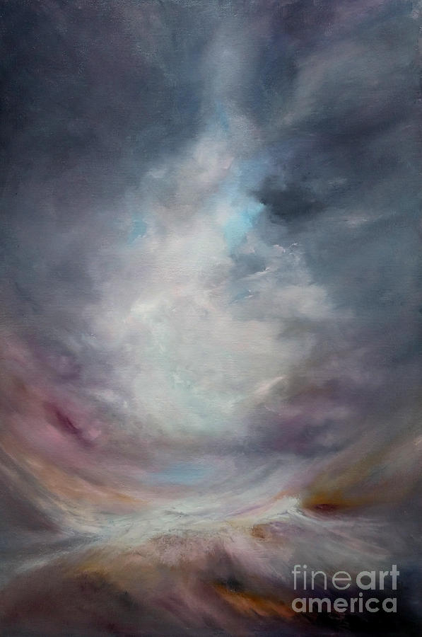 Painting Painting - Transformation by Julie Bond