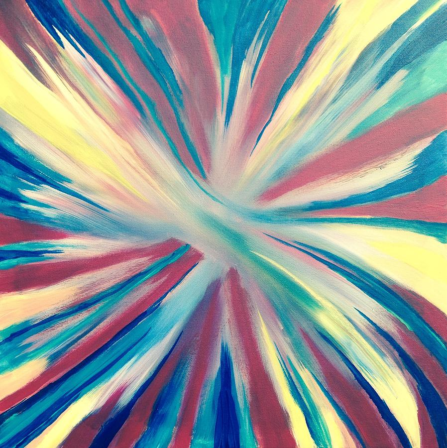 Abstract Painting Painting - Transitions by Bill Colditz
