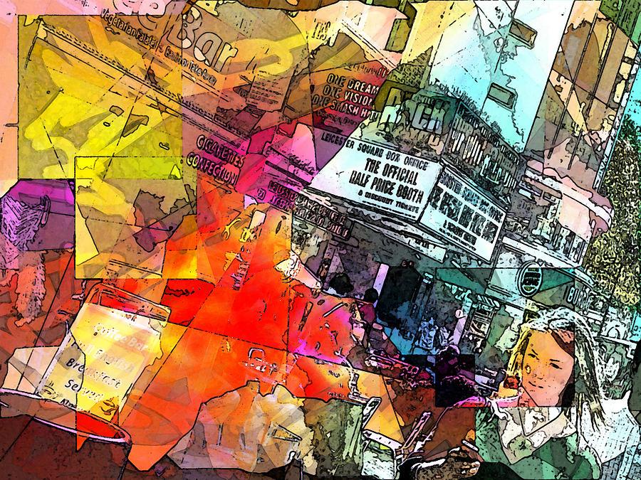 Translate Digital Art by Agnes V