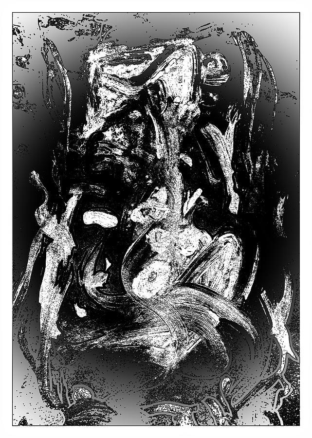 Transmutation Painting - Transmutation by Krzysztof Spieczonek