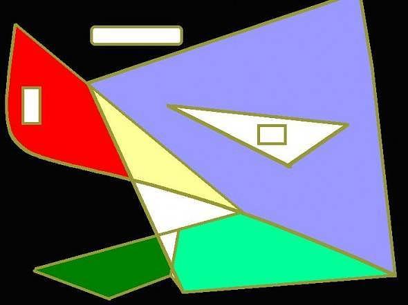 Trapezoid Digital Art - Trapezoid  by Ricardo G Silveira