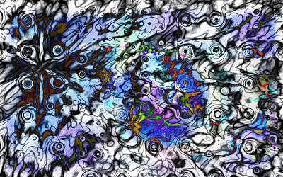 Trapped Digital Art by Phillip Owen