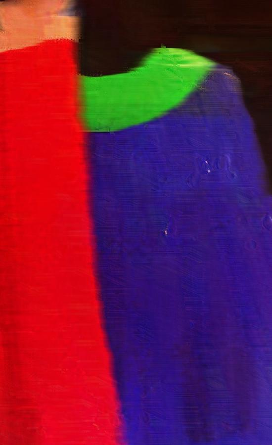 2816f84f9f0d Abstract Photograph - Travel Shopping Colorful Scarves Abstract Series India  Rajasthan 1e by Sue Jacobi