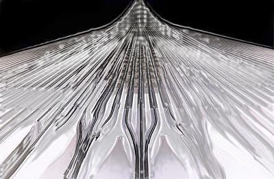 Abstract Digital Art - Traz by Marcelo Fazzalari