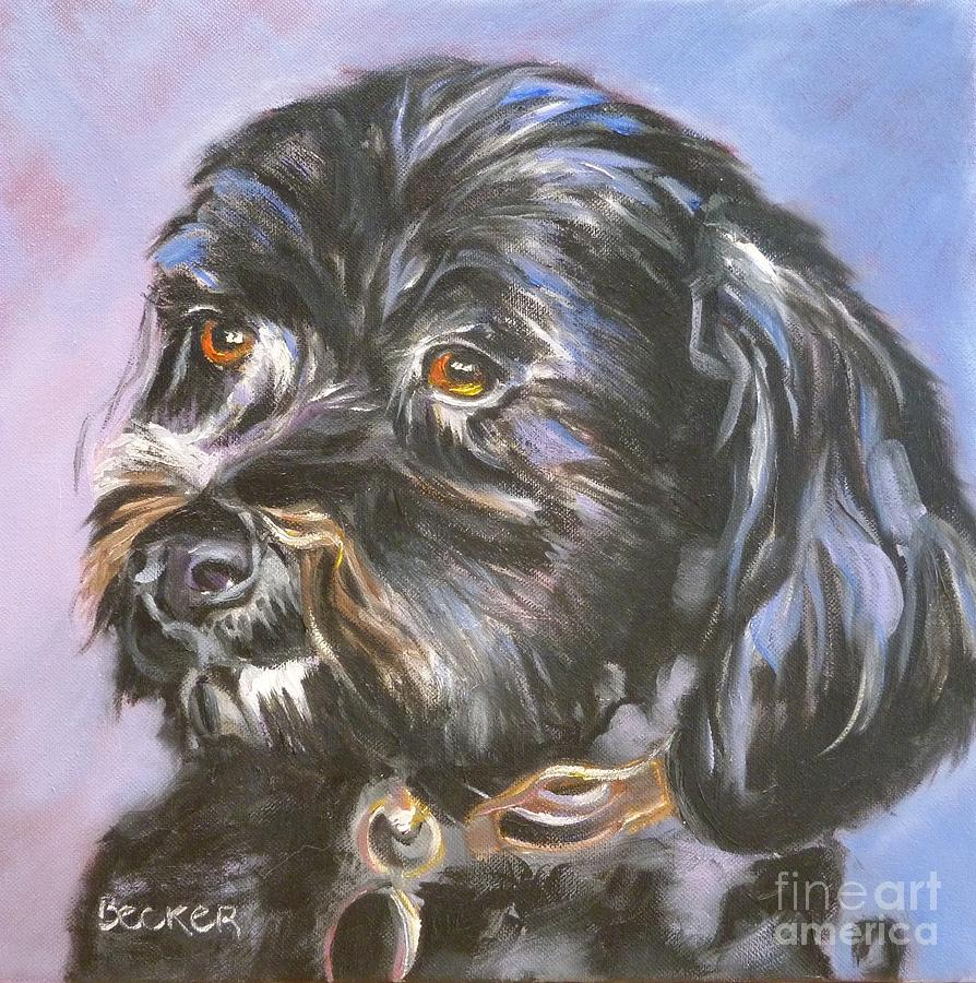 Treasured Fur Child by Susan A Becker