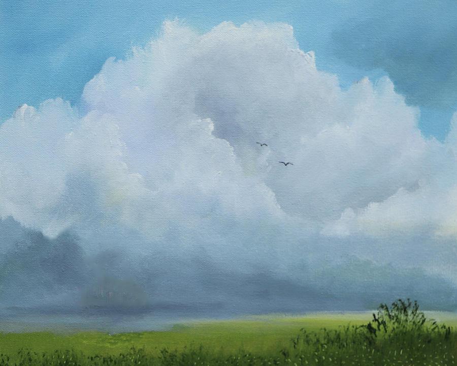 Tree Cloud by Alicia Maury
