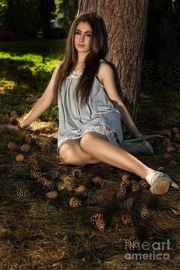 Fashion Photograph - Tree by Kavak Agir
