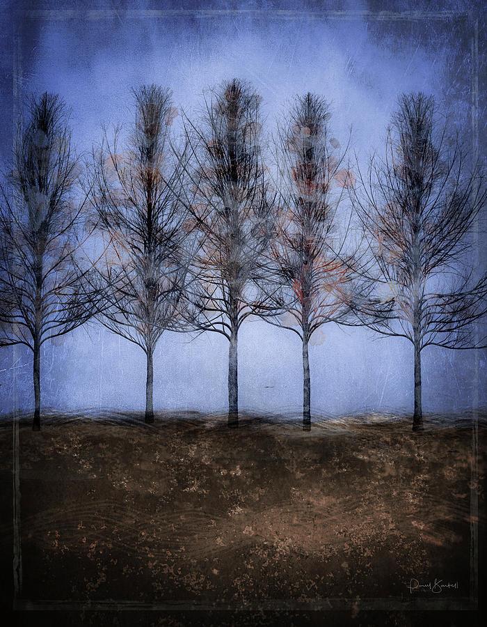 Tree Line by Paul Bartell