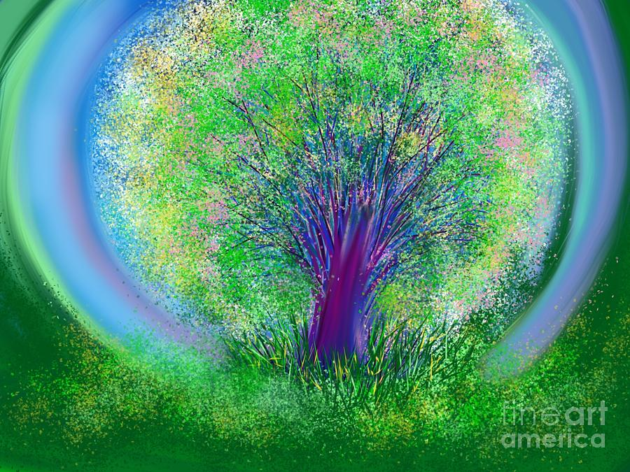 Tree of Generosity by jrr by First Star Art