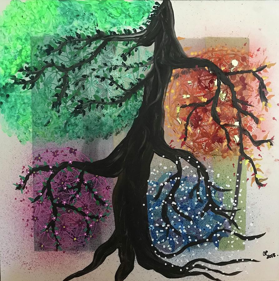 Tree of Life by Christine Paris