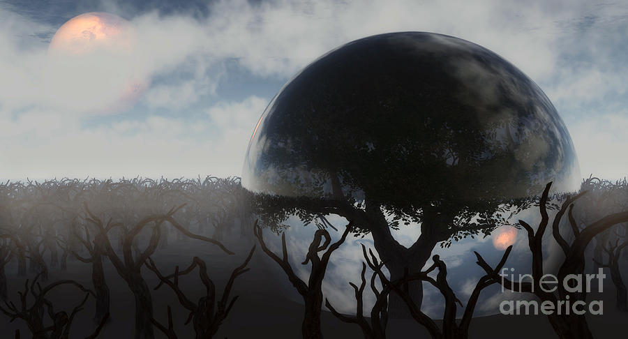 Life Digital Art - Tree Of Life  by Richard Rizzo