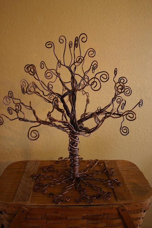 Tree Of Life Sculpture By Shawna Dockery