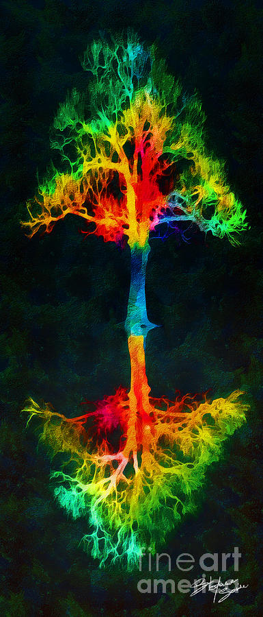 Tree Photograph - Tree Of Life by Stefano Senise