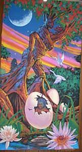 Tree Of Life Painting by Walt Wali Neil