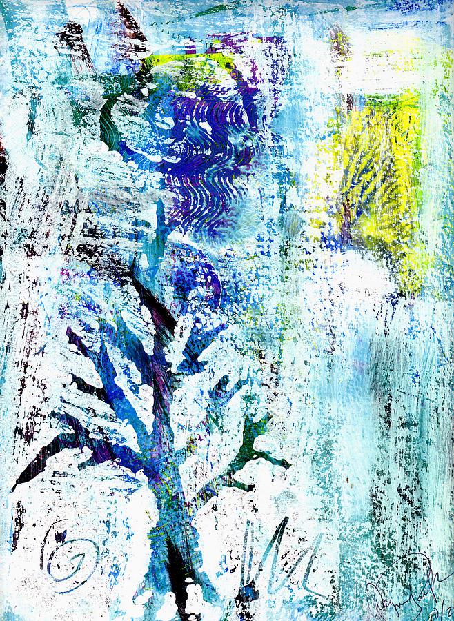 Tree Painting - Tree Of Life by Wayne Potrafka