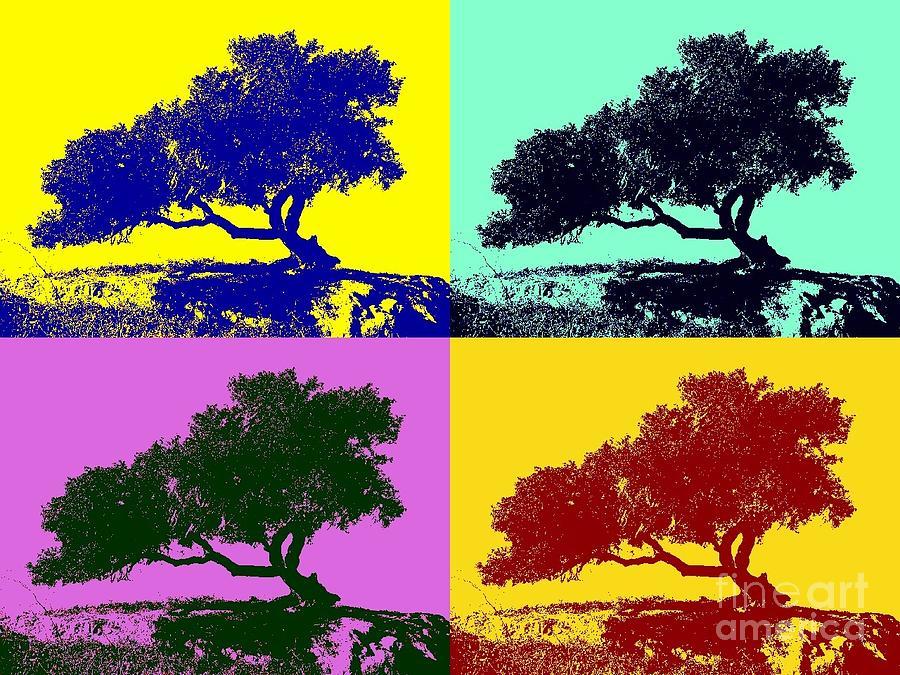 Tree Of Life X 4 Photograph