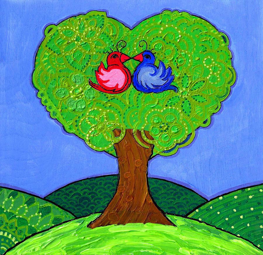 Tree of Love by Caroline Sainis