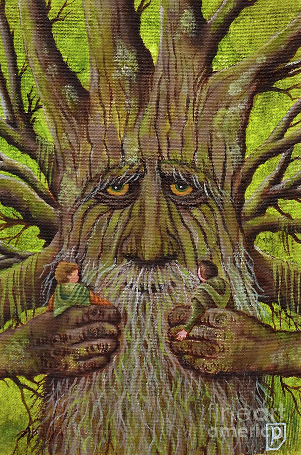 Treebeard by GORDON PALMER