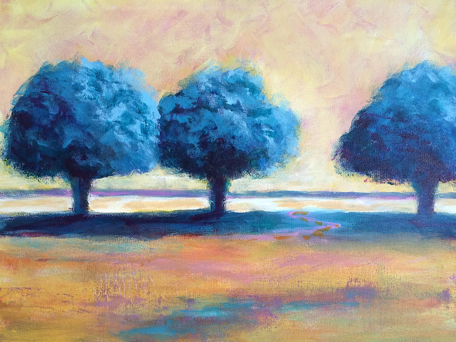 TREES DON'T DISAPPOINT #2 by Edy Ottesen