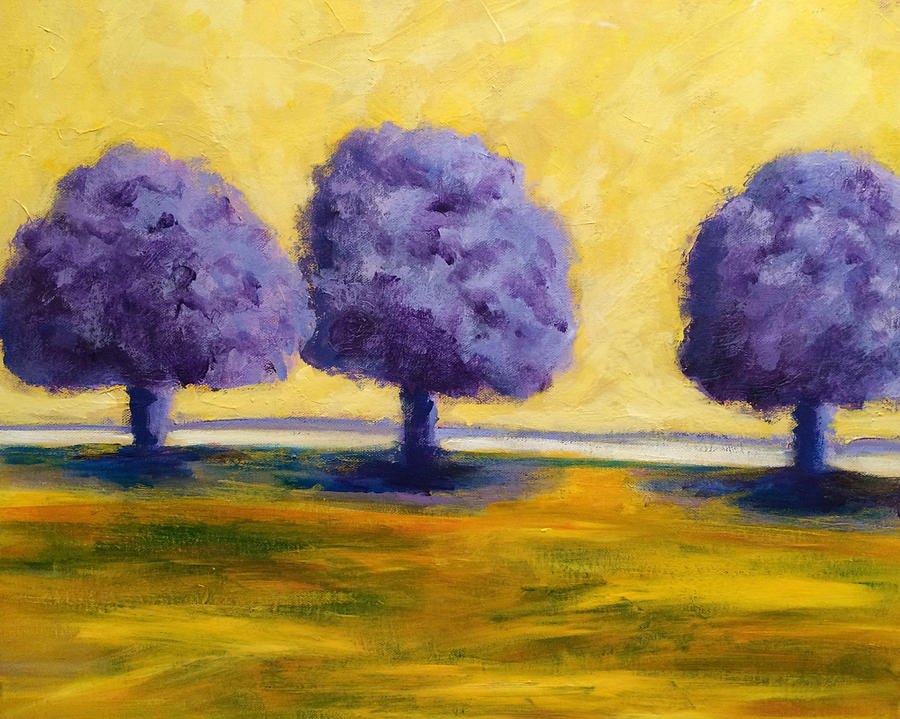 TREES DON'T DISAPPOINT 6 by Edy Ottesen