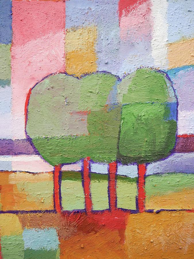Trees by Lutz Baar