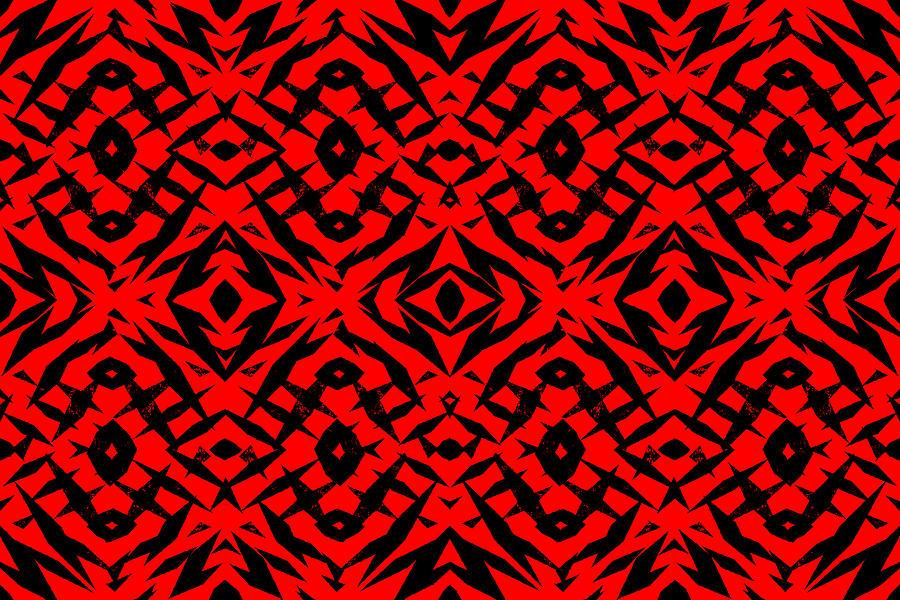 Tribal 1 Digital Art